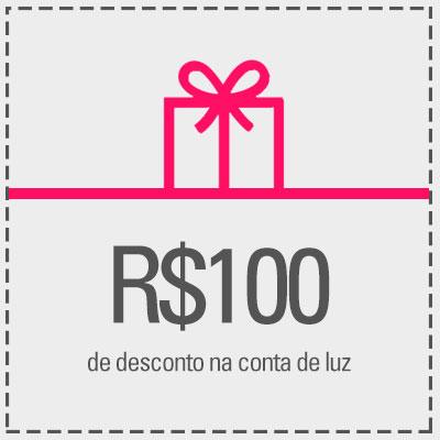 Resgate R$150,00 de desconto na sua conta de luz